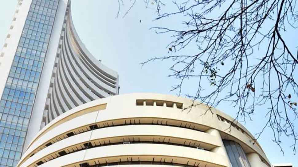 Sensex today slips 100 pts, Nifty below 12,000; ICICI Bank, Sun Pharma, DLF top gainers, YES Bank, Tata Steel top losers