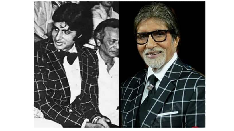 Big- B gets heartfelt messages from film fraternity on hitting 50 yrs in Bollywood