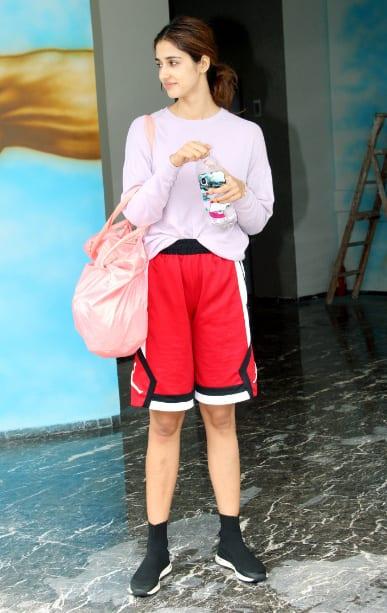Disha Patani is high on fashion