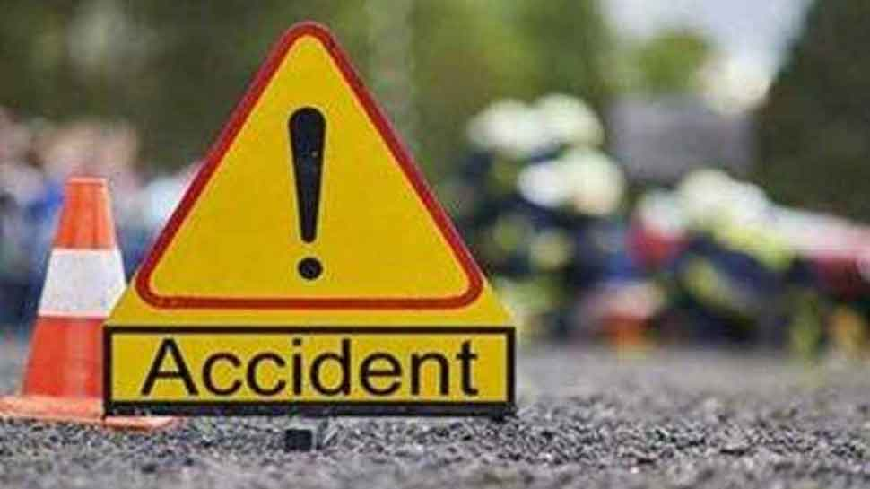Container truck crushes vehicles in Andhra Pradesh, 12 dead