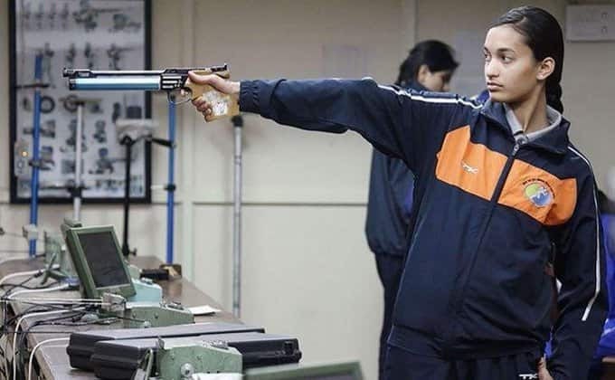 India's Chinki Yadav secures Tokyo Olympic quota in shooting