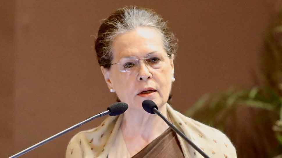 Sonia Gandhi writes to SPG chief, expresses gratitude for looking after Gandhi family with such dedication