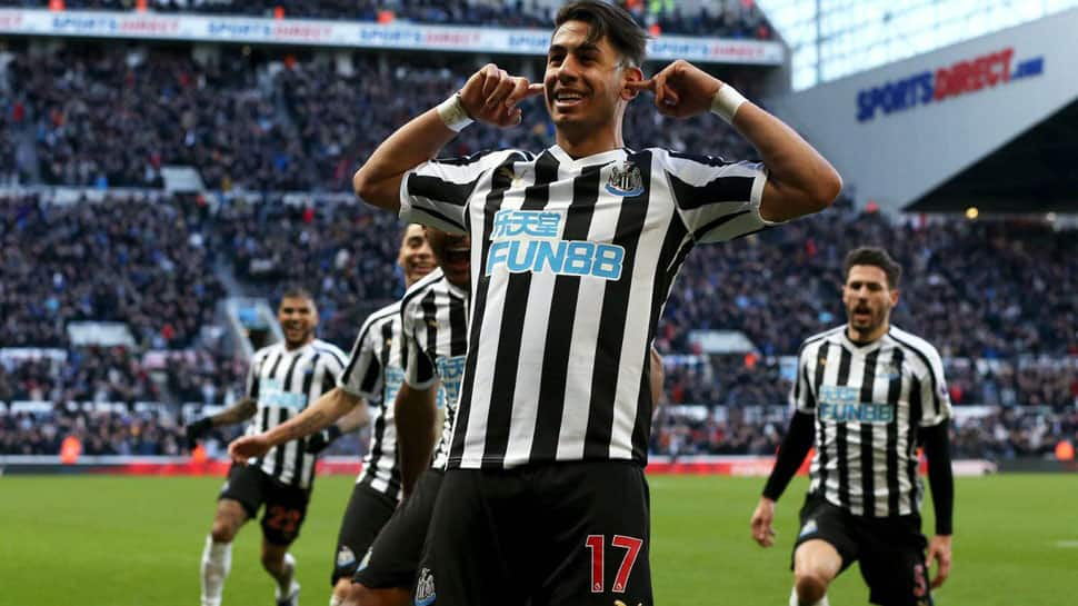 Premier League: Newcastle fightback to sink Bournemouth 2-1
