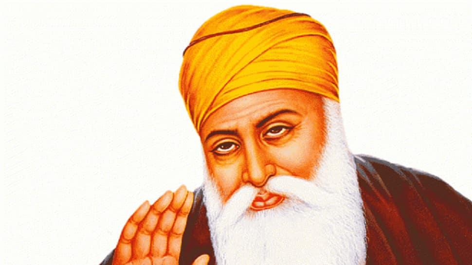 Guru Nanak Dev: A wandering religious preacher, poet, social reformer