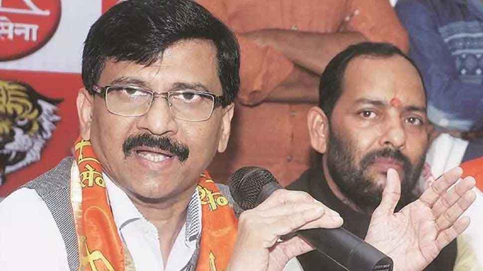 Shiv Sena will stake claim to form govt in Maharashtra if BJP fails: Sanjay Raut
