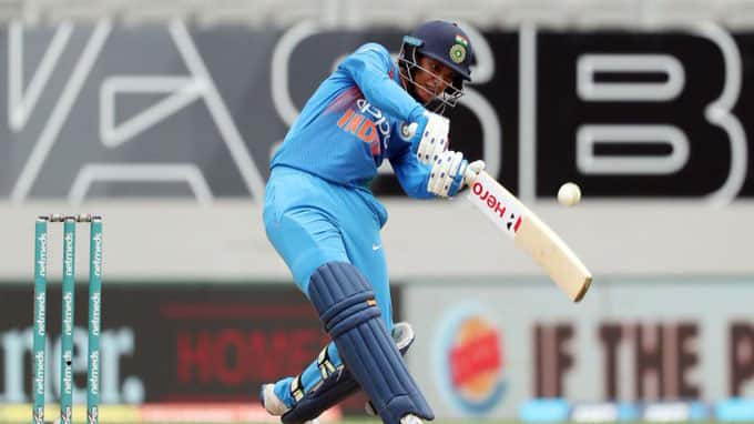 Shafali Verma breaks Sachin Tendulakar's record, becomes youngest Indian to score international fifty