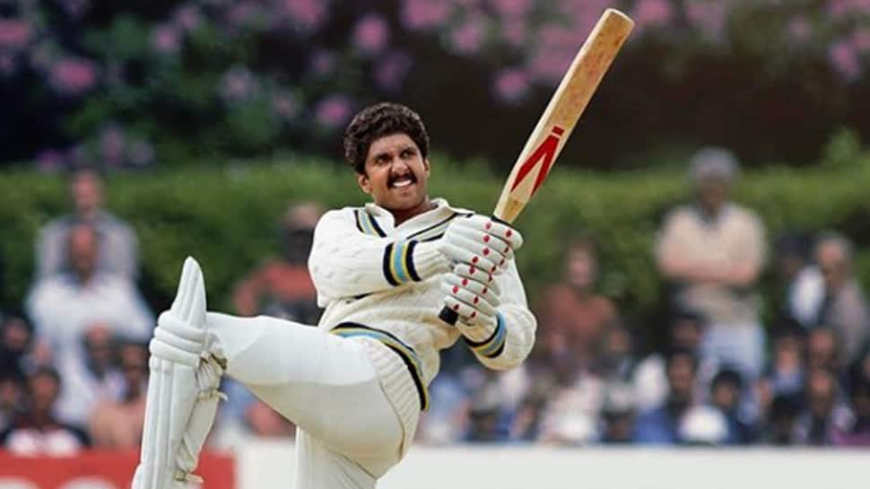 Ranveer Singh emulates Kapil Dev's classic Natraj shot from '83, breaks the internet in seconds
