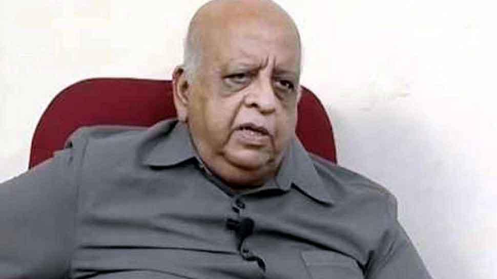 PM Narendra Modi, President Ram Nath Kovind, Sonia Gandhi condole death of former CEC TN Seshan