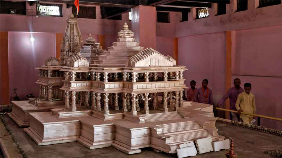 Centre begins process of trust formation for Ayodhya's Ram temple