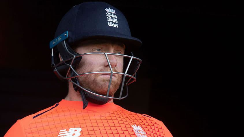 Jonny Bairstow reprimanded for using 'audible obscenity' during 5th New Zealand T20I