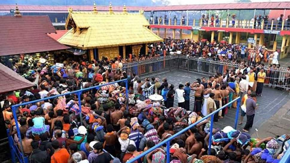 Kerala police to deploy over 10,000 security personnel in Sabarimala Temple for Mandala Pooja