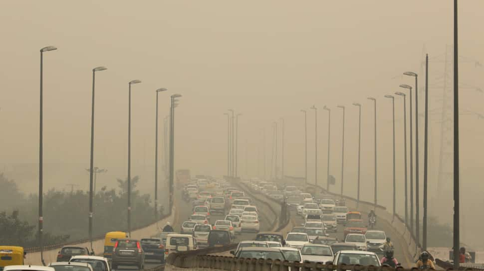 Delhi pollution: Air Quality Index dips to 'severe' category; Noida records highest AQI of 572