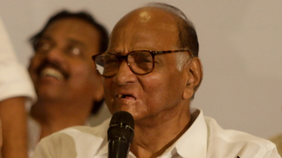 No discussion yet on common minimum programme, have ample time, says NCP chief Sharad Pawar after President's rule in Maharashtra
