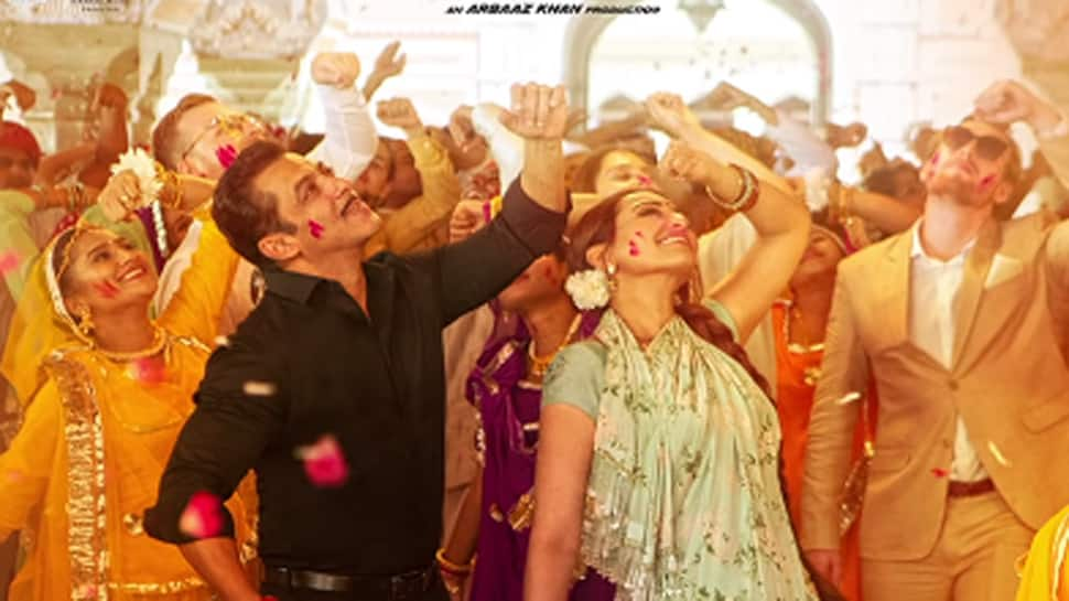 'Habibi ke Nain' song from Salman Khan's 'Dabangg 3' out