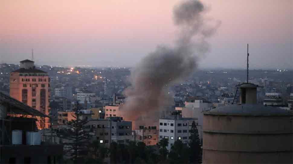 Israeli air strikes kill 13 Palestinians in Gaza; death toll reaches 23