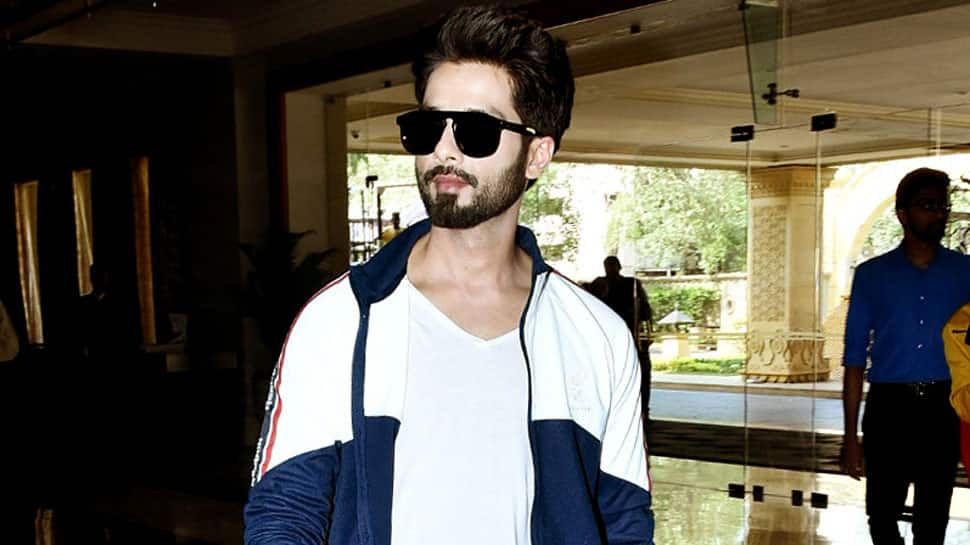 Shahid Kapoor ready for comparisons with Ranveer Singh's '83'!