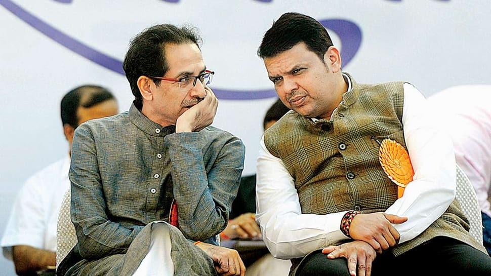 Shiv Sena claims President's Rule in Maharashtra 'scripted', says Devendra Fadnavis sheds crocodile tears