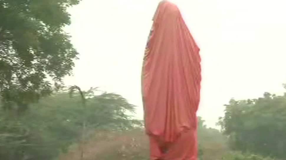 Swami Vivekananda statue vandalised at Jawaharlal Nehru University campus
