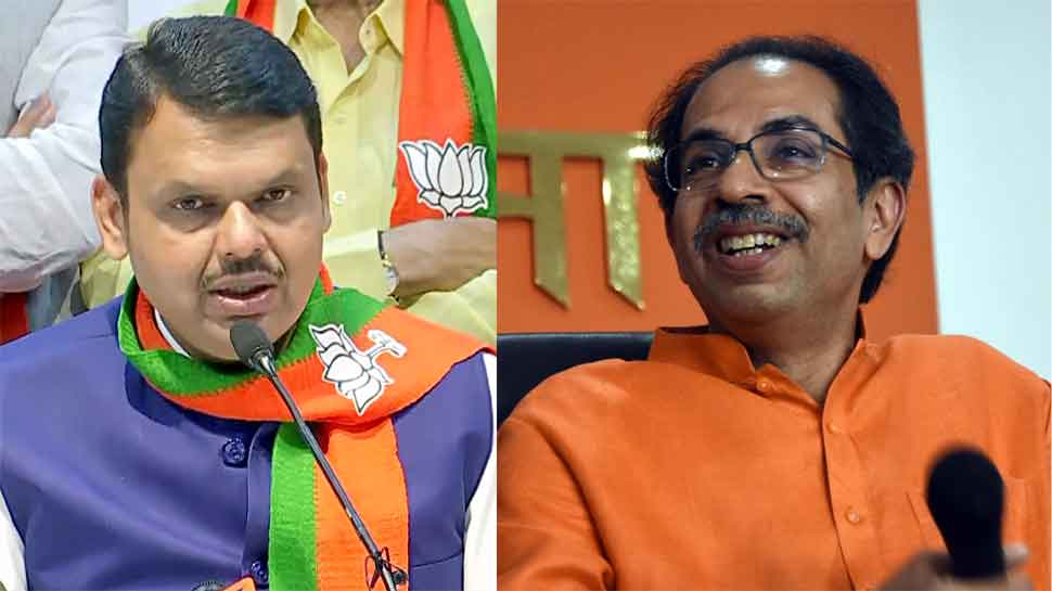 Maharashtra: Shiv Sena, NCP, Congress finalise common draft; BJP still confident of forming government