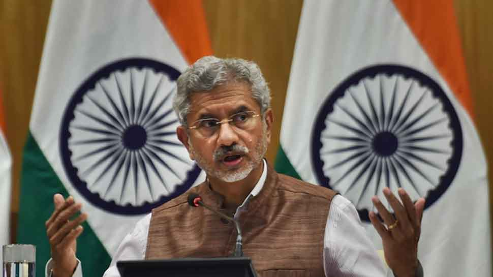 Pakistan has been building an industry out of terror, living in denial: S Jaishankar