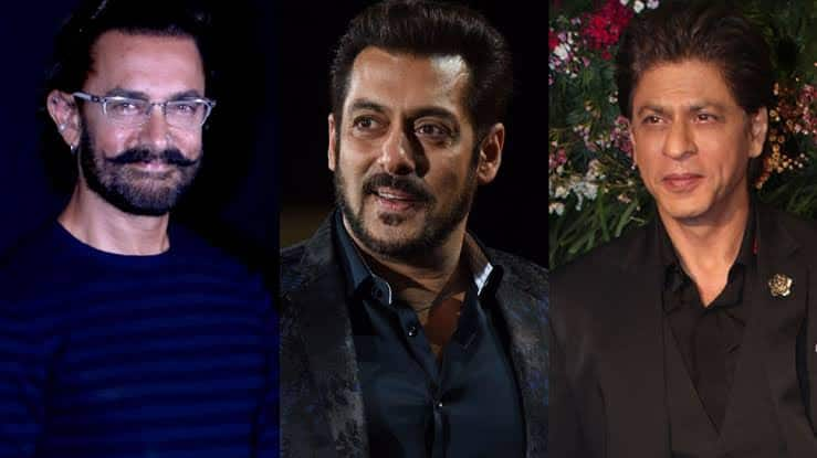 Aamir Khan, Salman Khan, Shah Rukh Khan to team up for 'Laal Singh Chaddha'?