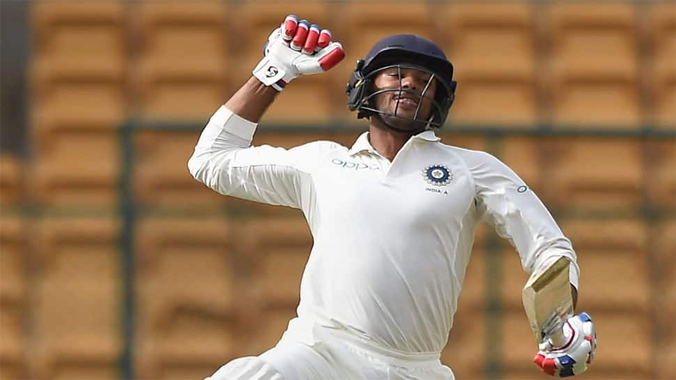 Indore Test: Mayank Agarwal's double ton headlines India's domination over Bangladesh