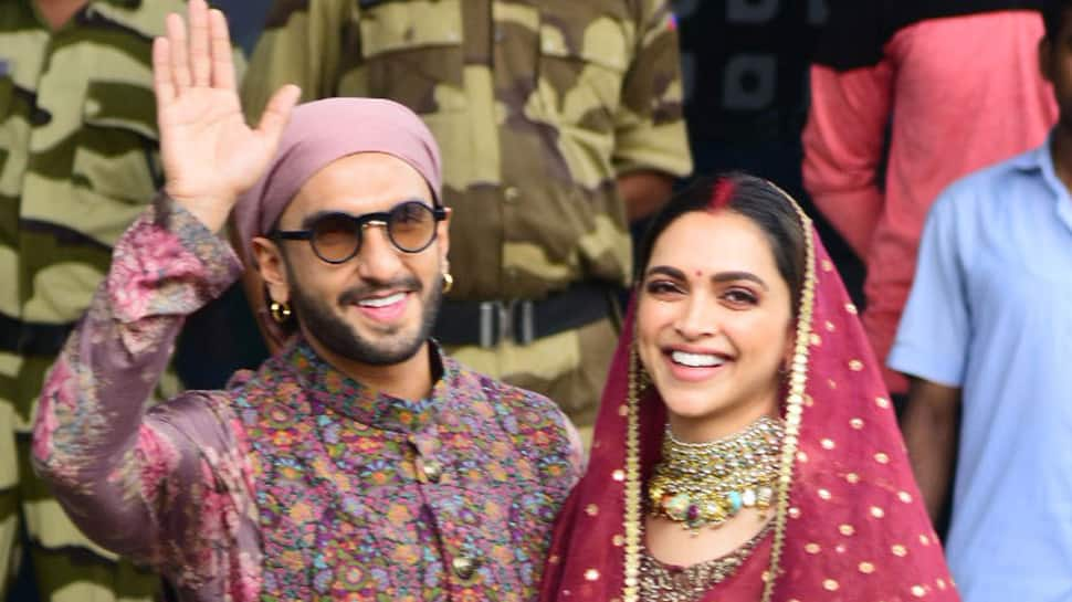 Deepika Padukone, Ranveer Singh back in Mumbai after first wedding anniversary celebrations—Pics