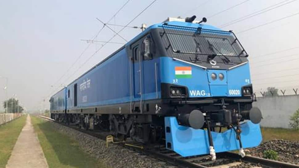 Indian Railways enters into procurement and maintenance deal with Madhepura Electric Locomotive
