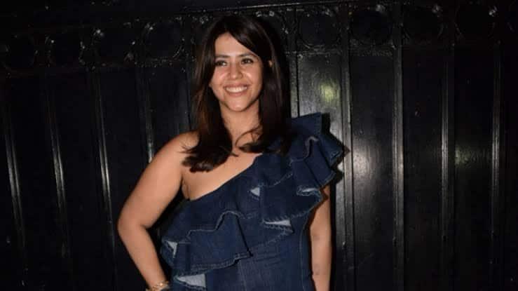Ekta Kapoor: Making 'Nagin' for TV as much fun as 'Broken But Beautiful' for OTT