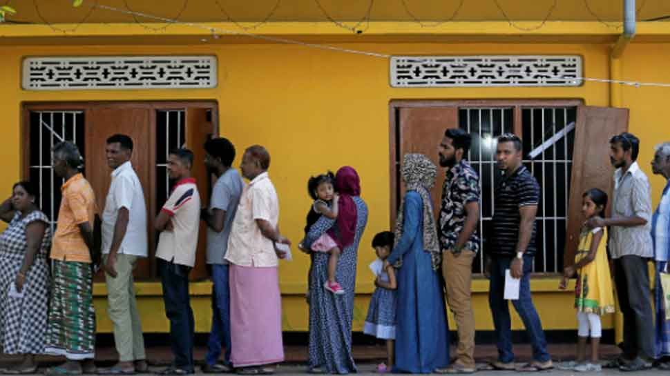Sri Lanka votes in big numbers for new president to heal divisions after attacks