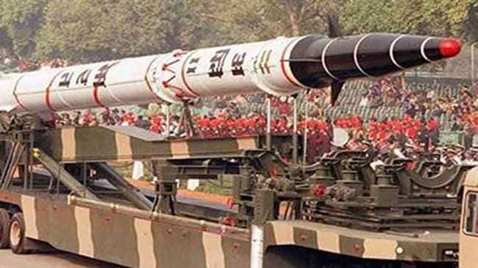 India successfully conducts first night trial of nuclear-capable Agni-II missile