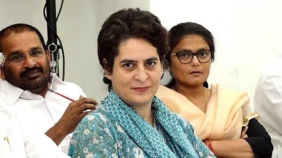 Priyanka Gandhi asks partymen to focus on real issues