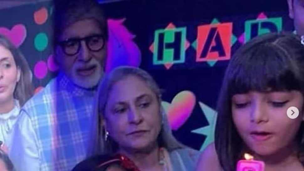 Inside Abhishek Bachchan-Aishwarya Rai's daughter Aaradhya's birthday party