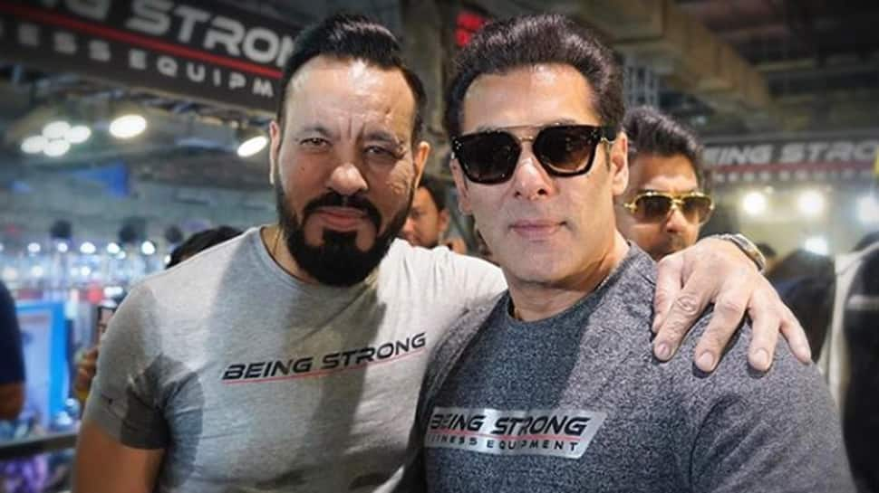 Have a look at Salman Khan's loved-up post with bodyguard Shera