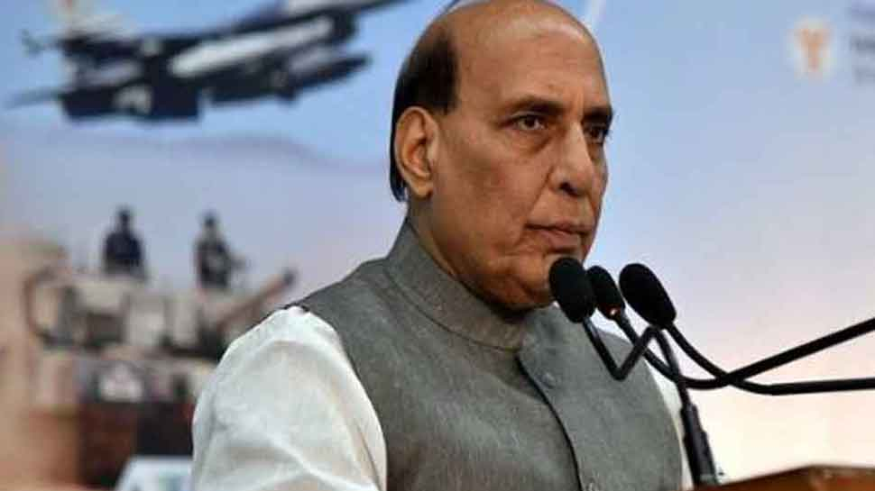 Defence Minister Rajnath Singh holds bilateral meets on ADMM-Plus summit sidelines