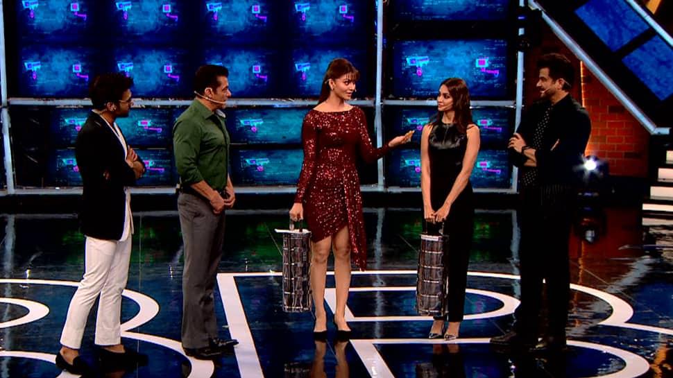 Bigg Boss 13 Day 48 Written Updates: Anil Kapoor-Salman Khan set the stage on fire