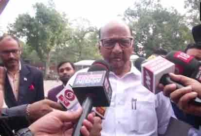 Sharad Pawar says Shiv Sena has to choose its path in Maharashtra
