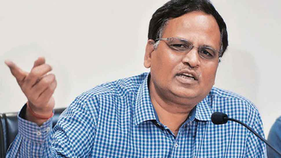 Delhi government to construct three more hospitals, says Satyendar Jain