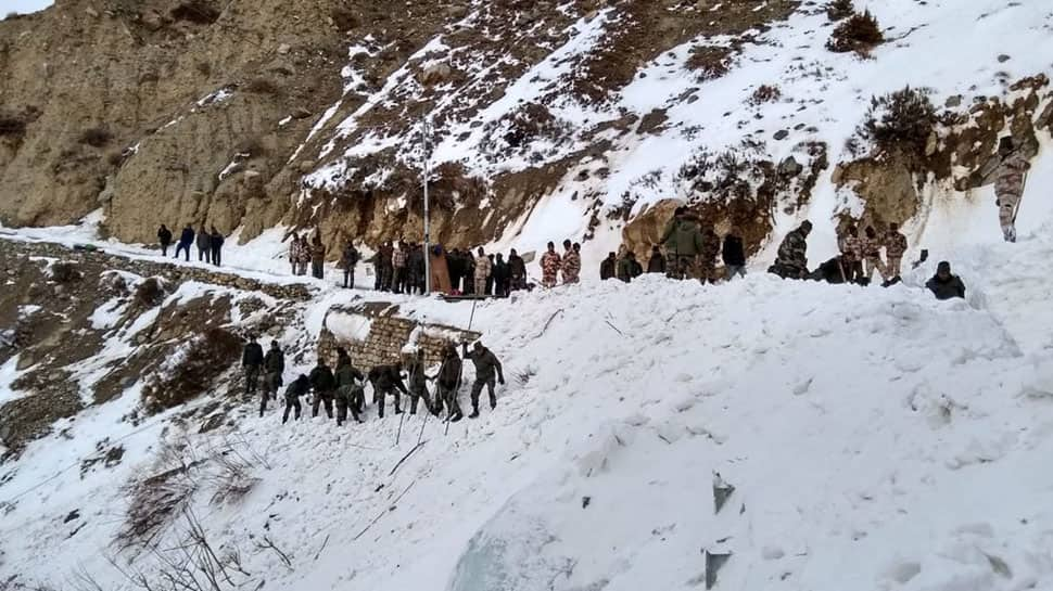 Rajnath Singh, Piyush Goyal condole death of 4 soldiers and 2 civilians killed in Siachen Glacier avalanche