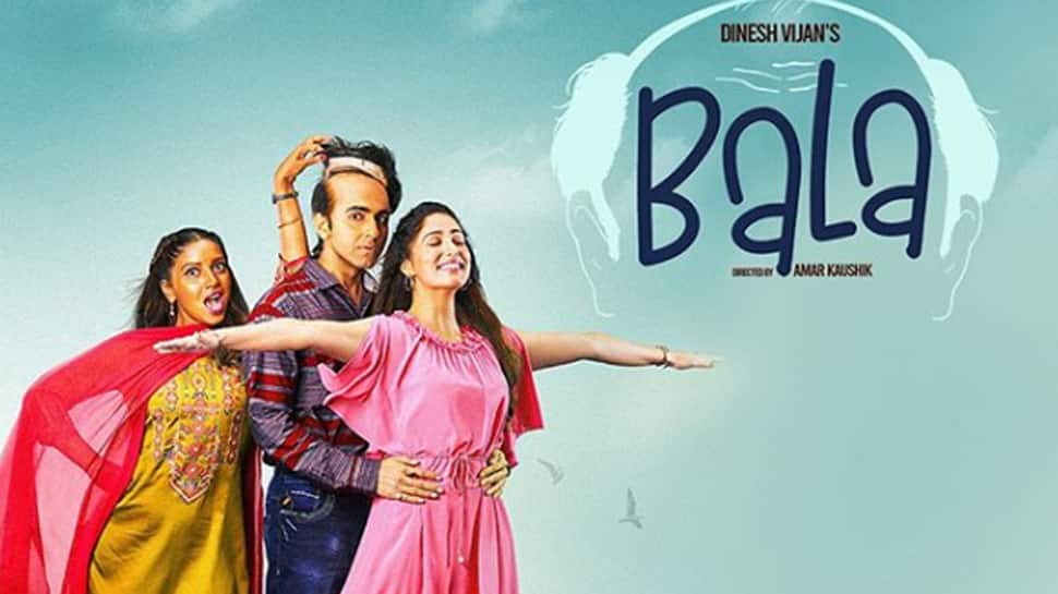 Ayushmann Khurrana-Bhumi Pednekar's Bala remains steady at the Box Office
