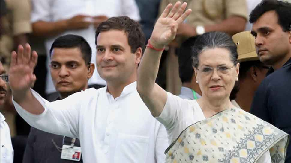 Congress, DMK stage walkout from Lok Sabha over withdrawal of SPG cover for Gandhis