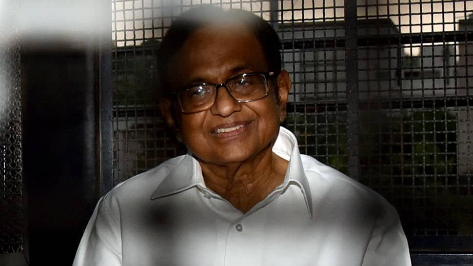 INX Media case: Supreme Court to hear Chidambaram's bail plea on November 20