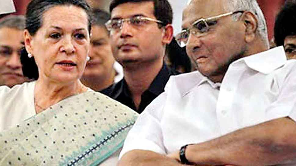 NCP, Congress to finalise Common Minimum Programme for Maharashtra govt formation