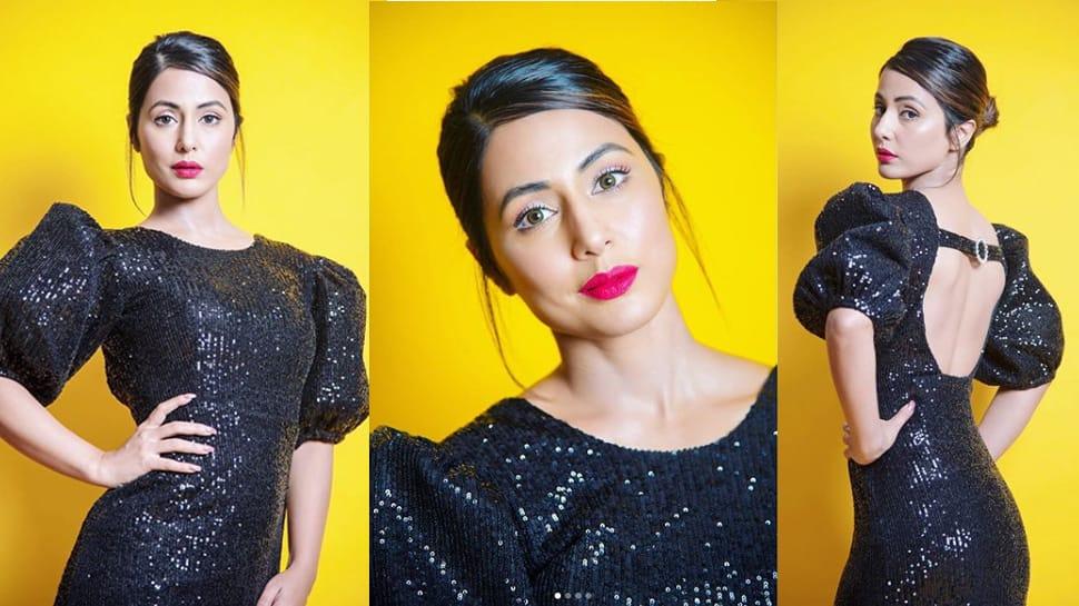 Hina Khan's glam avatar from Vikram Bhatt's 'Hacked' creates a stir online – See first pics