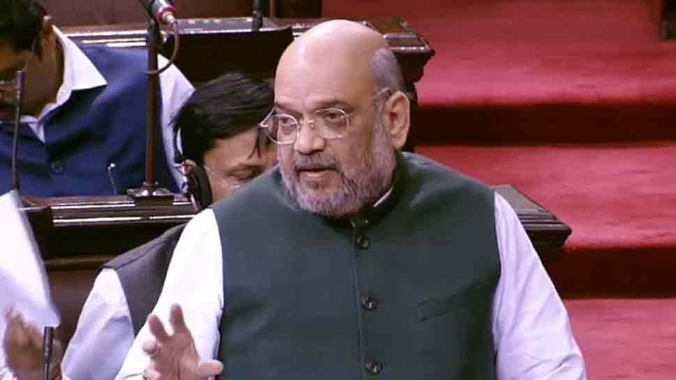 Situation normal in Jammu and Kashmir: Amit Shah tells Rajya Sabha