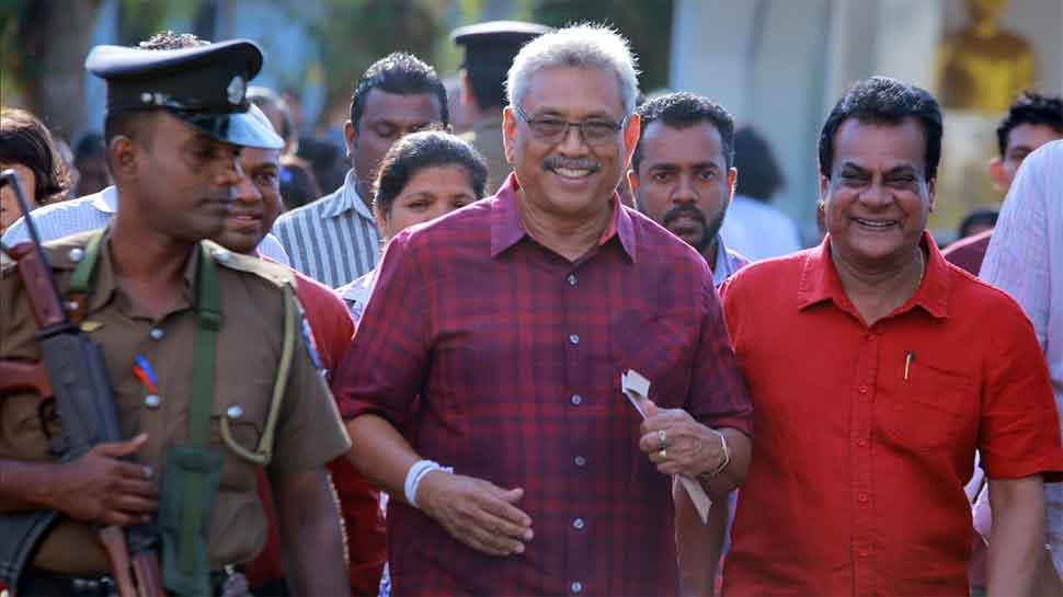 Sri Lanka's new president to name brother Mahinda Rajapaksa as PM: Reports