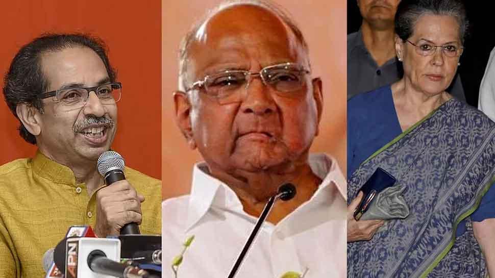 Shiv Sena, NCP, Congress alliance to be called 'Maha Vikas Aghadi'; final decision tomorrow