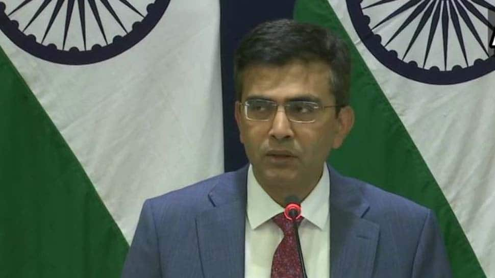 Surprised over sudden arrest of two Indian nationals in Pakistan: Ministry of External Affairs