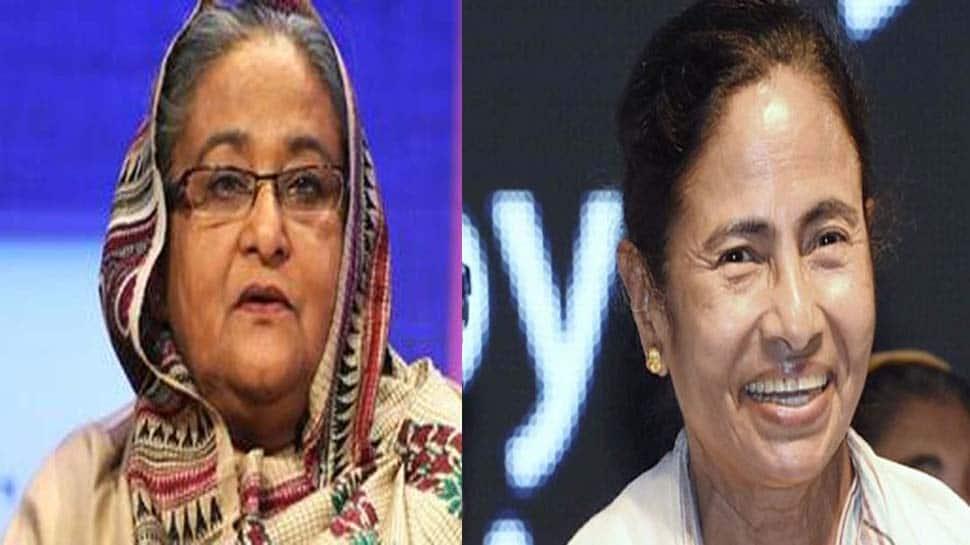 Bangladesh PM Sheikh Hasina, Mamata Banerjee to attend India's first-ever Day-Night pink ball Test