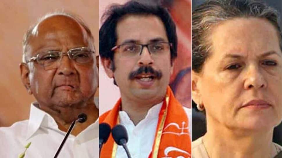 Congress-NCP-Shiv Sena seal pact to form Maharashtra government, Uddhav may become CM